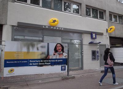 Pleyel merci la poste - Centre financier la poste lyon ...